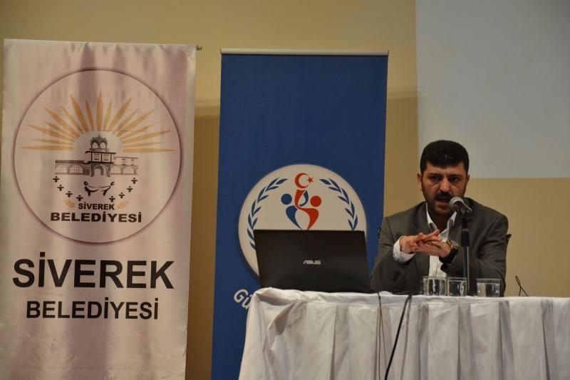 Siverek Belediyesinden 'Medya ve Algı Yönetimi' Semineri