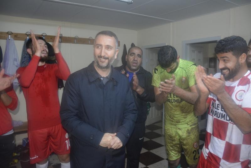 Siverek Belediyespor lideri 3-1 mağlup etti