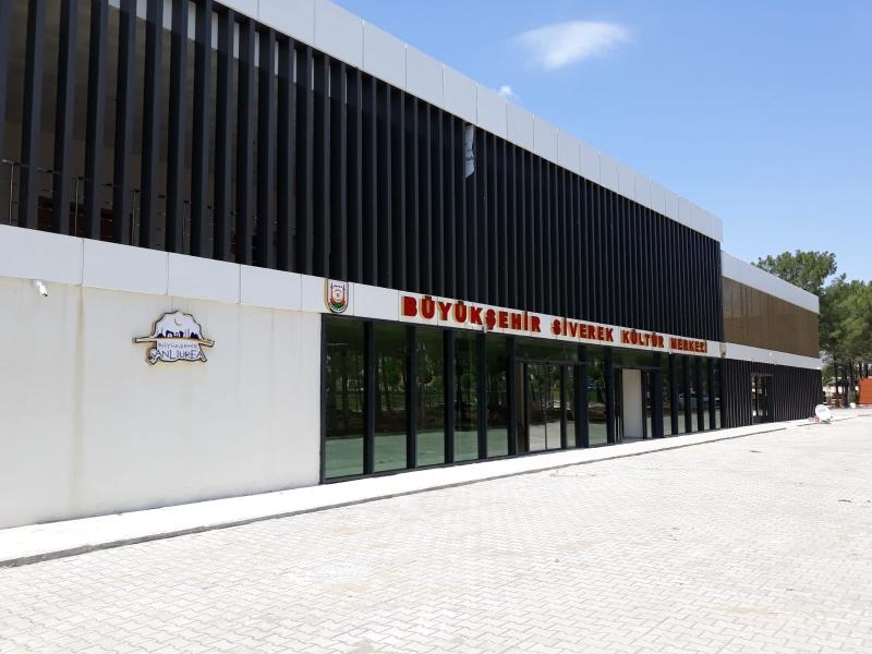 Siverek,Kültür Merkezine Kavuşuyor