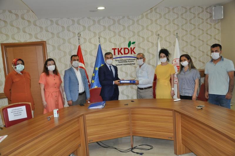 TKDK'dan Yeni Bir Kırsal Kalkınma Hamlesi