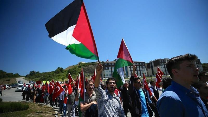 Türkiye ABD'nin Kudüs Kararına Tepki İçin Ayakta