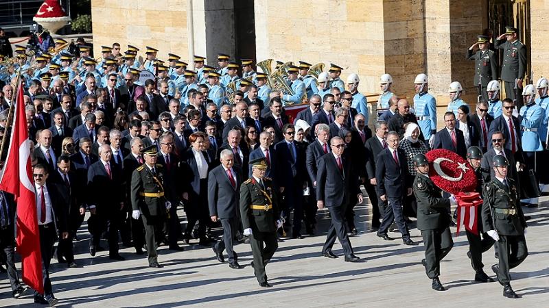Türkiye'nin 95 Yılda Elde Ettiği Başarıların Bir Sembolüdür
