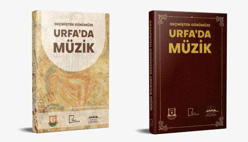 Urfa Müziği ile İlgili İlk Bilimsel Kitap Yayınlandı