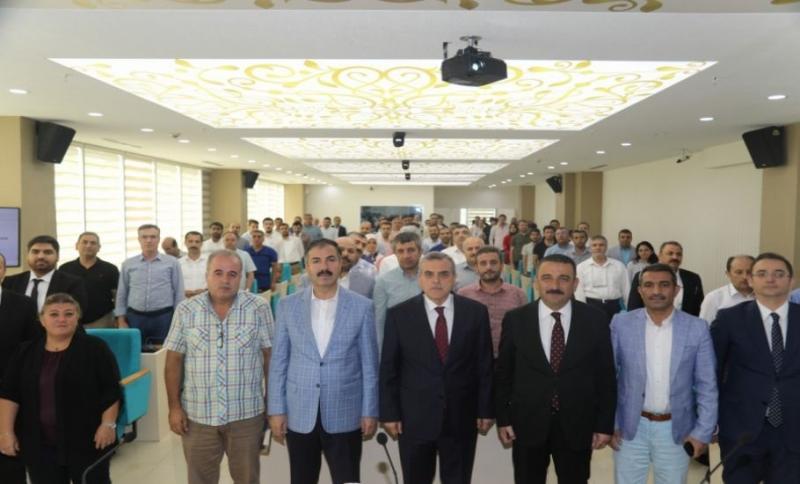 Vatandaşlara Hizmet Noktasında Teknolojinin Son Yeniliklerini Bünyesinde Barındıracak