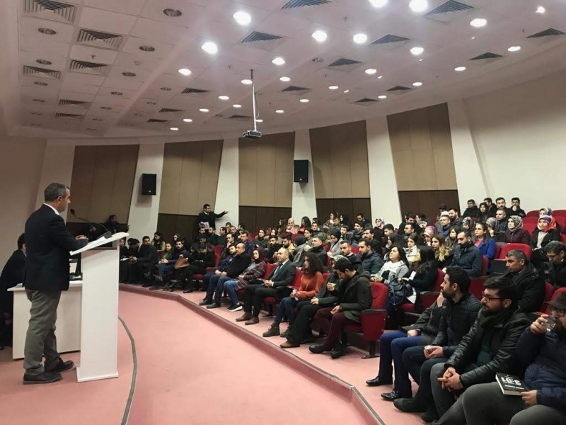 Viranşehir Devlet Hastanemizde Madde Bağımlılığı ve Bağımlılıkla Mücadele.