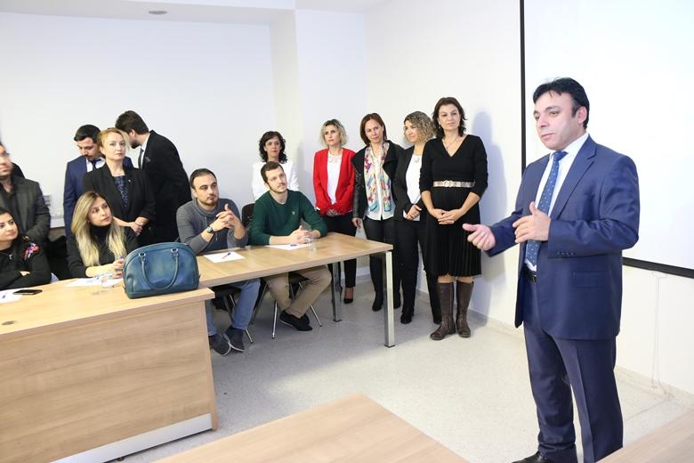 Yeni Nesil Evde Sağlık Lohusa ve Yenidoğan Takip Sistem eğitimi...