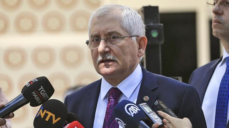 YSK Başkanı Güven'den Seçim Sonuçlarıyla İlgili Açıklama