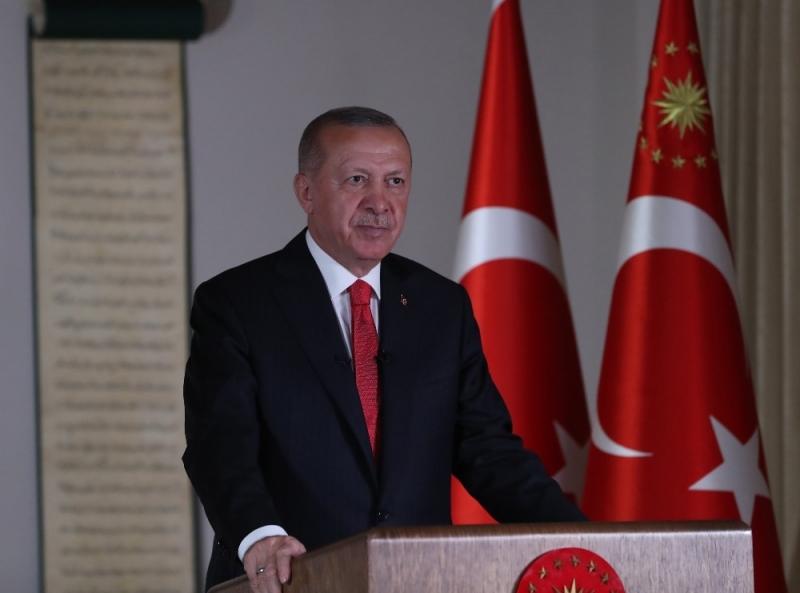 Cumhurbaşkanı Erdoğan: ″24 Temmuz Cuma günü Ayasofya'yı ibadete açmayı planlıyoruz.