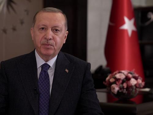 """Cumhurbaşkanı Erdoğan, """"Türkiye'nin gücünü, zenginliğini, refahını çok daha yükseklere taşıyacağız"""""""