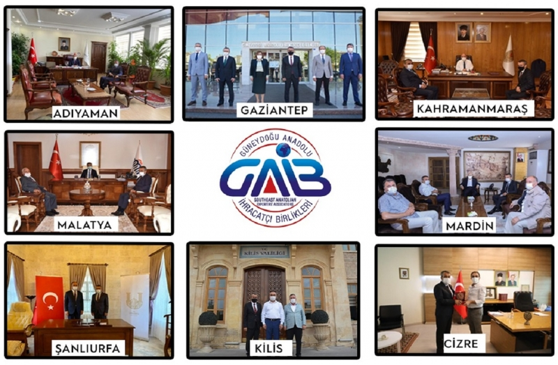 GAİB'ten Güneydoğu Anadolu'ya 750 Bin Maske