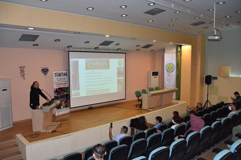 TÜBİTAK Destekli Etnobotanik Araştırma Teknikleri Eğitimi Harran Üniversitesi'nde Başladı