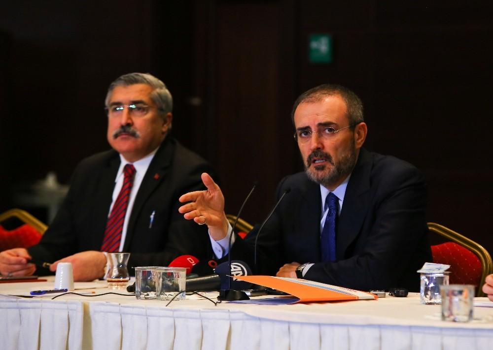"""AK Parti Genel Başkan Yardımcısı Ünal: """"Önümüzdeki günlerde sosyal medya etik kuralları yayınlayacağız"""""""