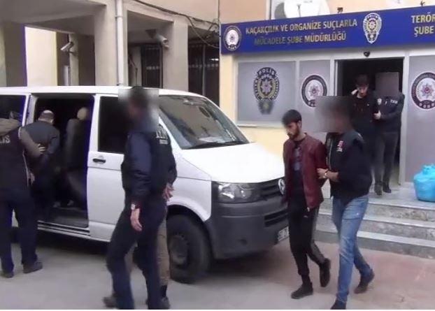 Yılbaşı öncesi DEAŞ operasyonunda sözde Rakka savcısı yakalandı