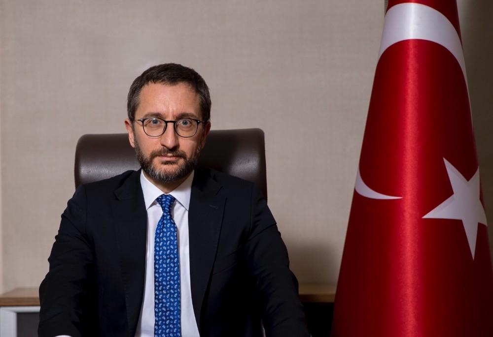 İletişim Başkanı Altun'dan Yunan gazetesine kınama
