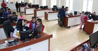 1. Sınıf öğrencilerinden 112 Komuta Kontrol Merkezine   Ziyeret.