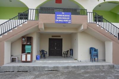 100 kırsal mahalle 'Çok Amaçlı Hizmet Evi'ne kavuştu