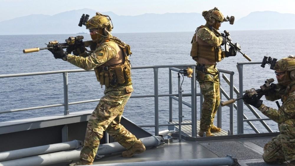 """MSB: ″Doğu Akdeniz'de tatbikat devam ediyor"""""""