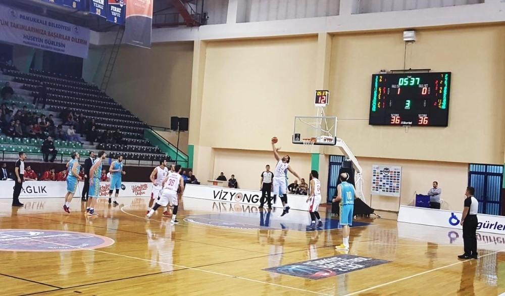 Haliliye Basketbol Yüksekçıta'yı kolay geçti