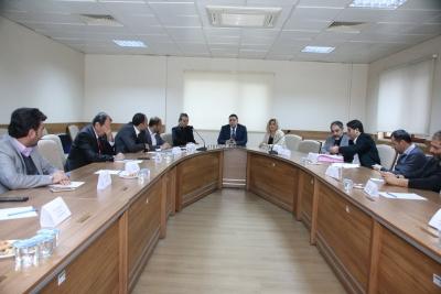 2019 Yılı İl Kanser Danışma Komisyonu Toplantısı Düzenlendi.