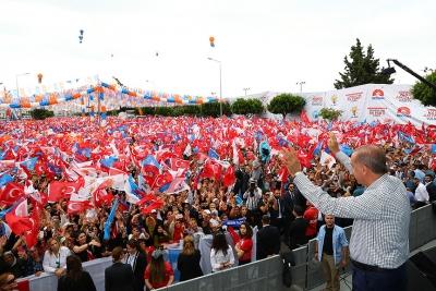Cumhurbaşkanı Erdoğan:24 Haziran'da Kim Kimin Apoletini Sökecek Hesabını Soralım