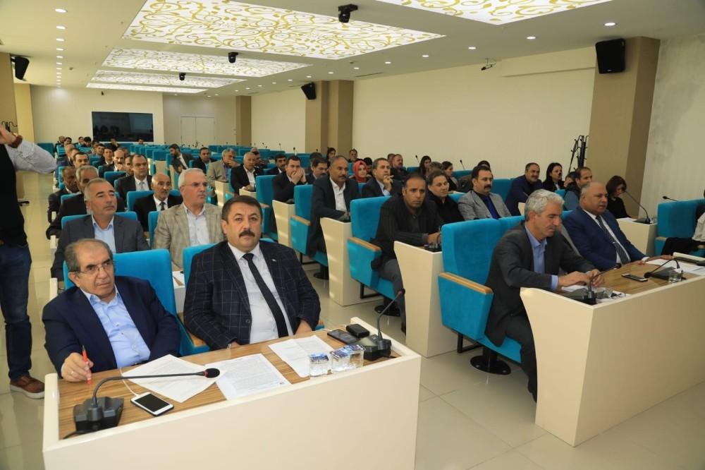 Büyükşehir Belediye Meclisi kasım ayının ilk oturumunu gerçekleştirdi