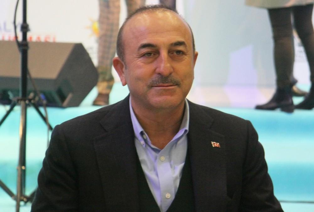 """Dışişleri Bakanı Çavuşoğlu: """"Siz geçmişte de Kürtleri kullandınız"""""""