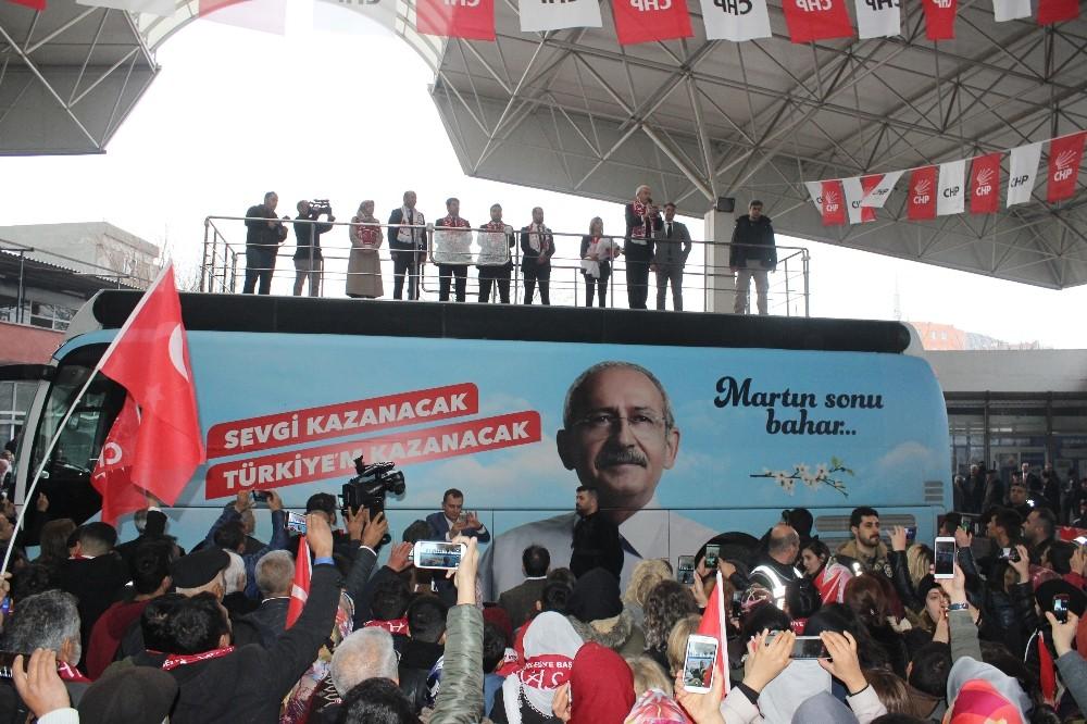 Kılıçdaroğlu'ndan Ecevit üzerinden 'milliyetçilik' eleştirisi