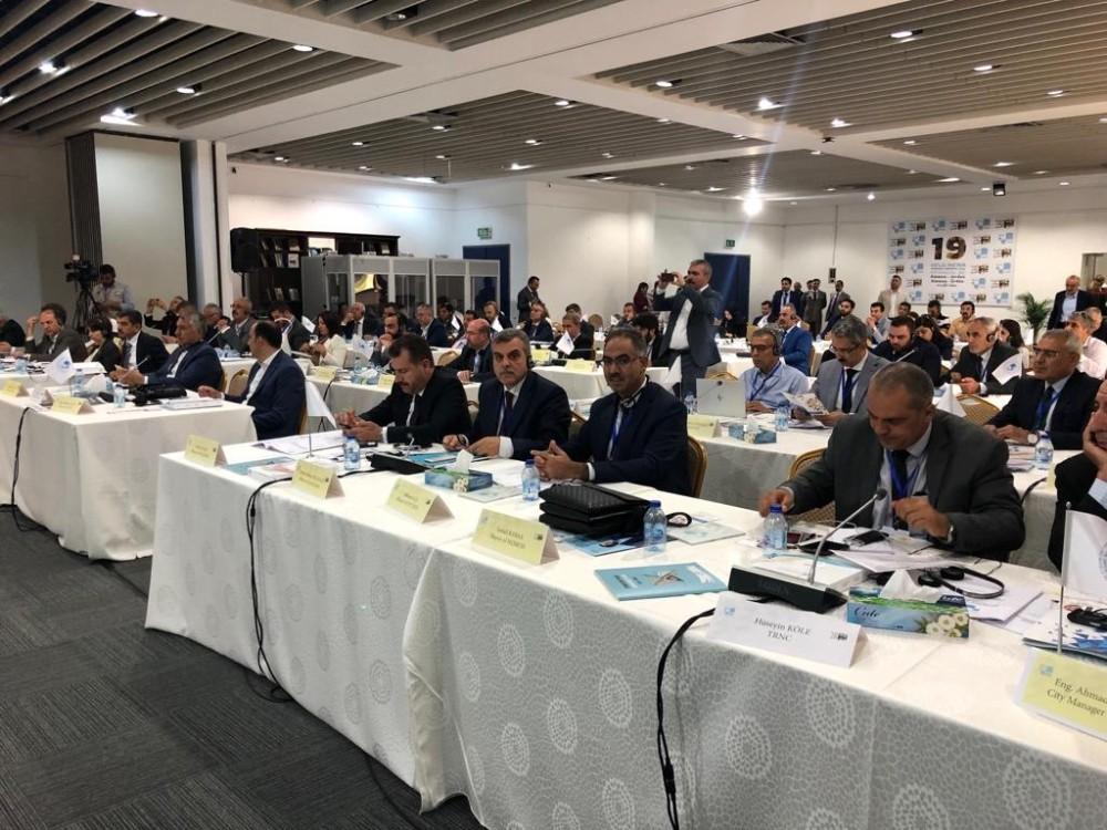 Ürdün'de yerel yönetimler bir araya geldi