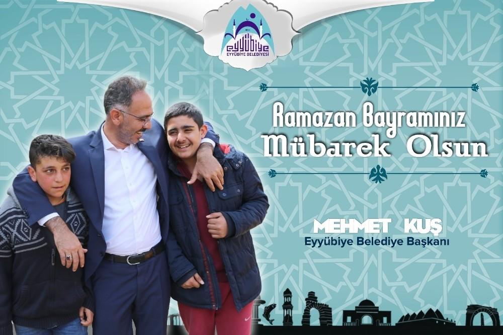 Kuş vatandaşların Ramazan Bayramını kutladı