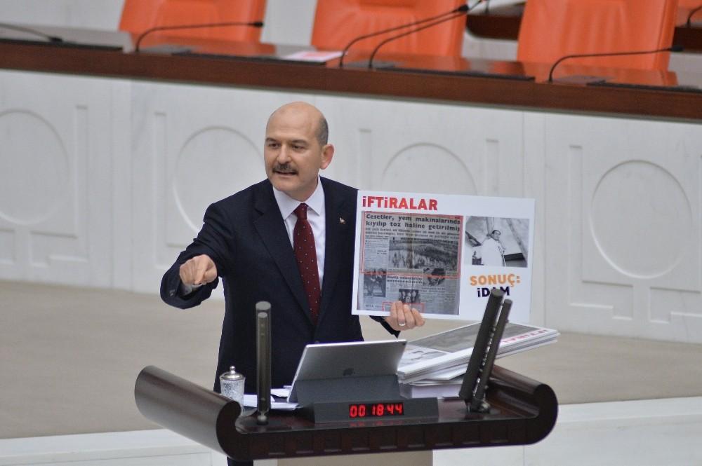 İçişleri Bakanı Süleyman Soylu: ″Tayyip Erdoğan siyaseti bıraktığı gün bir daha siyaset kapısından içeri girmeyeceğim″