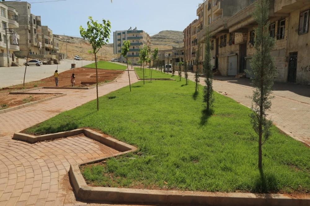 Eyyübiye Belediyesi ilçeye 19 yeni park kazandırdı