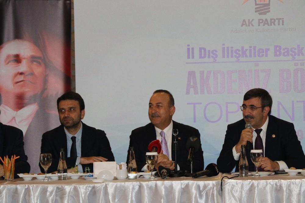 Bakan Çavuşoğlu: ″Büyük bir oyunu bozduk″