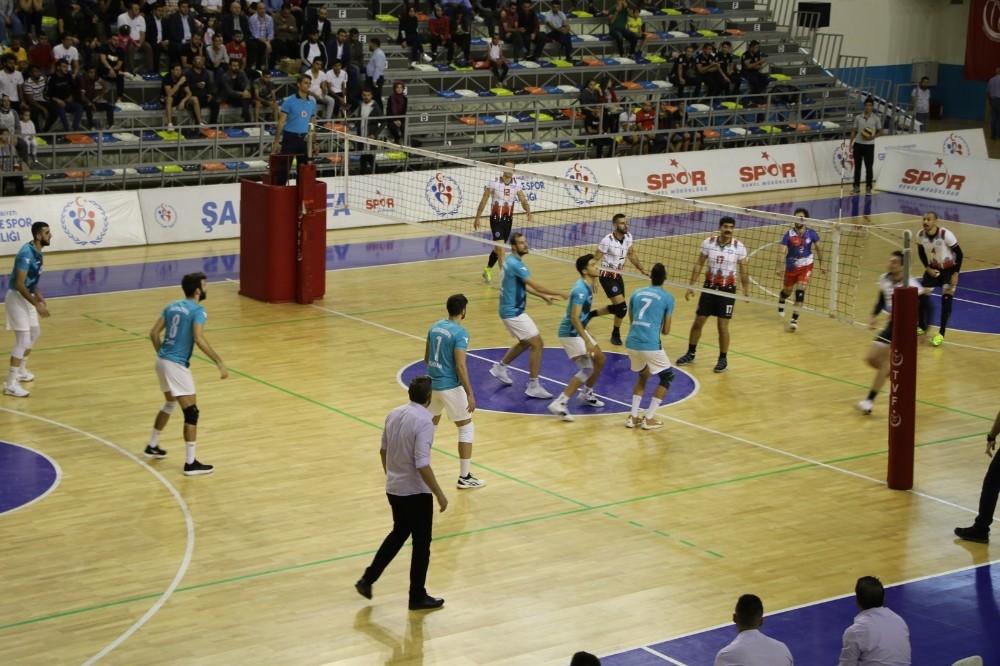 Haliliye, Maliye İhtisas'ı 3-0 ile geçti