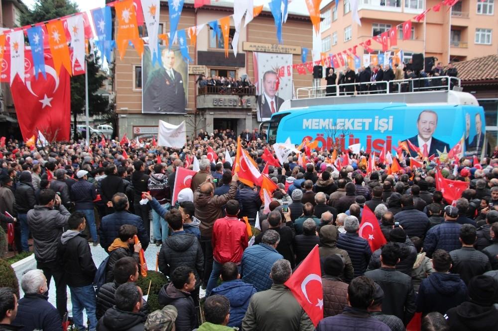 Bakan Soylu: ″Meral Akşener, Tansu Çiller ve Devlet Bahçeli'ye ihanet etti″