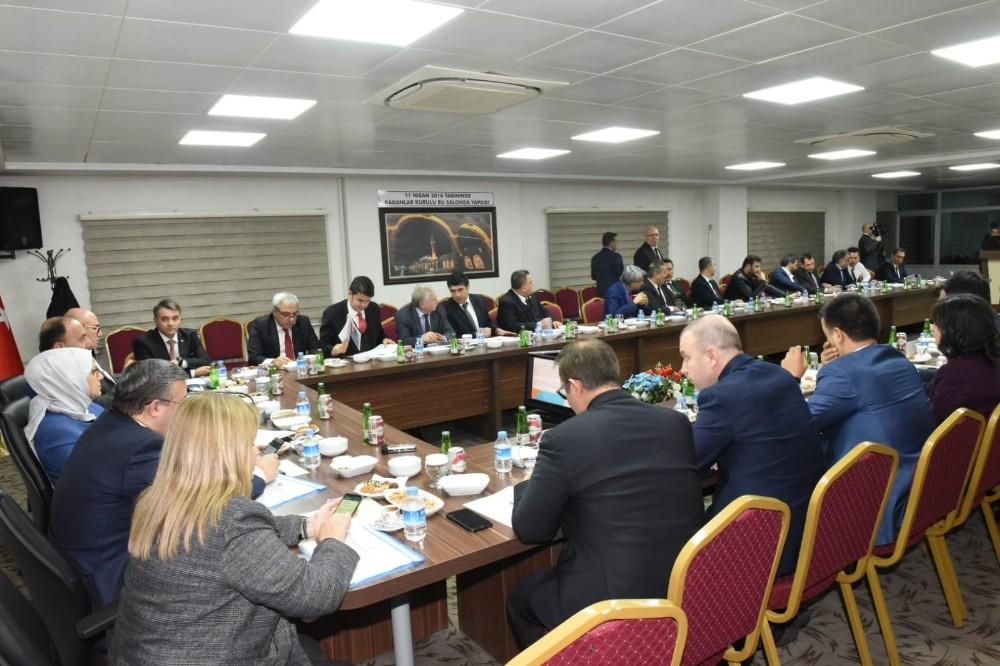 TBMM İnsan Hakları Komisyonu çocuk işçiler için Şanlıurfa'da toplandı