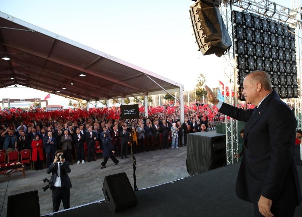 Cumhurbaşkanı Erdoğan: ″Ortak bildiriye uyulmazsa 120 saat bittiği anda harekata devam ederiz″