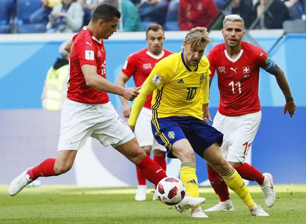 İsveç, tek golle