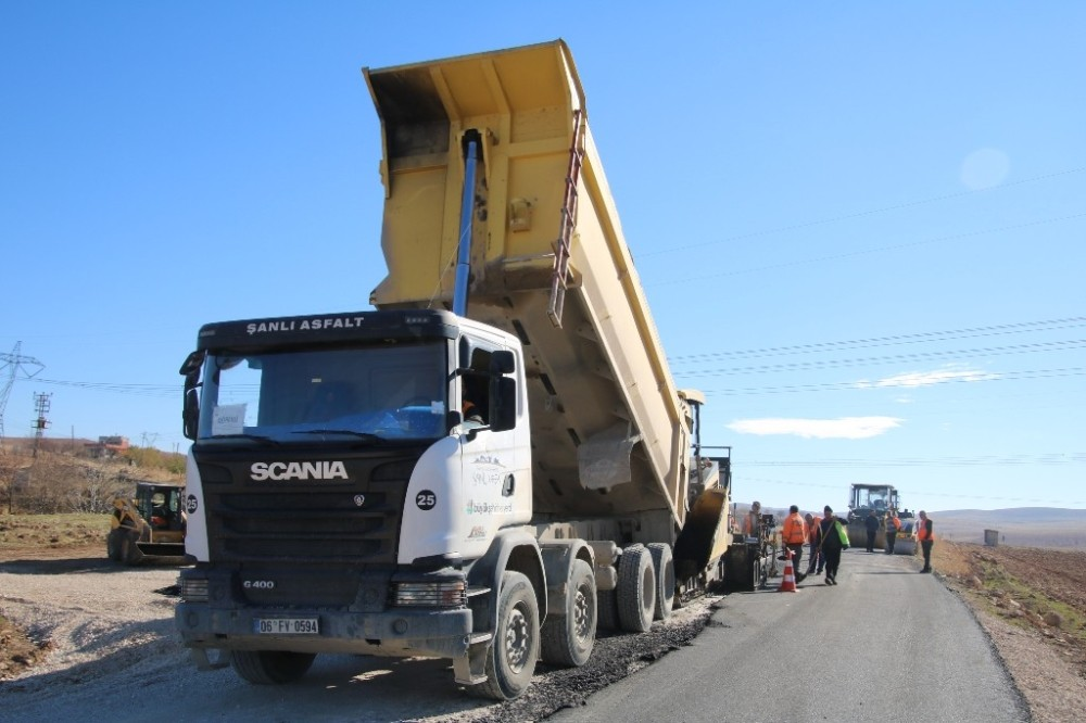 Büyükşehir, Bozava'daki çalışmalarını yoğunlaştırdı