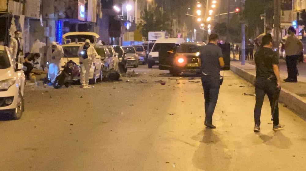 Hatay Valisi Doğan'dan İskenderun'daki patlamayla ilgili açıklama