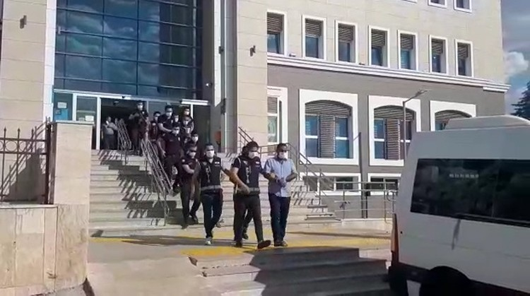Siverek'te kalpazanlara operasyon: 6 tutuklama