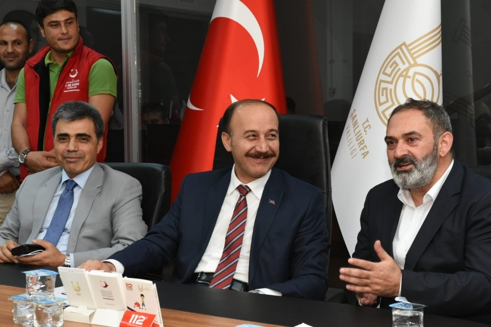 Dursun Ali Erzincanlı'dan Barış Pınarı Harekatı'na destek