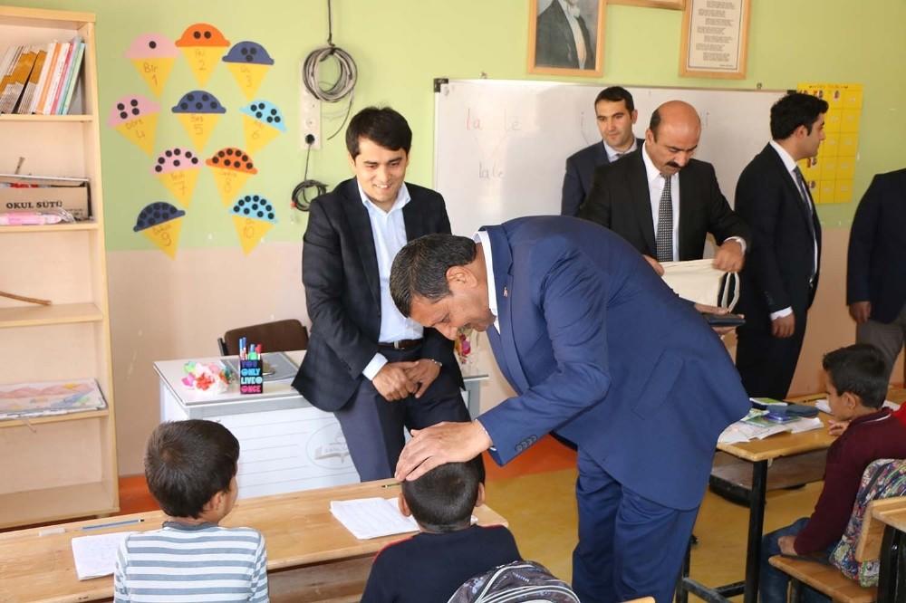 Harran'da ilköğretim okulu öğrencilerine yönelik eğitim çalışması yapıldı