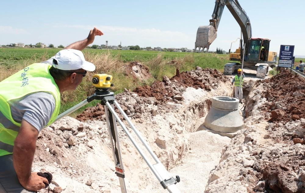 Şuski kırsal mahallelerde çalışmalarını sürüdürüyor