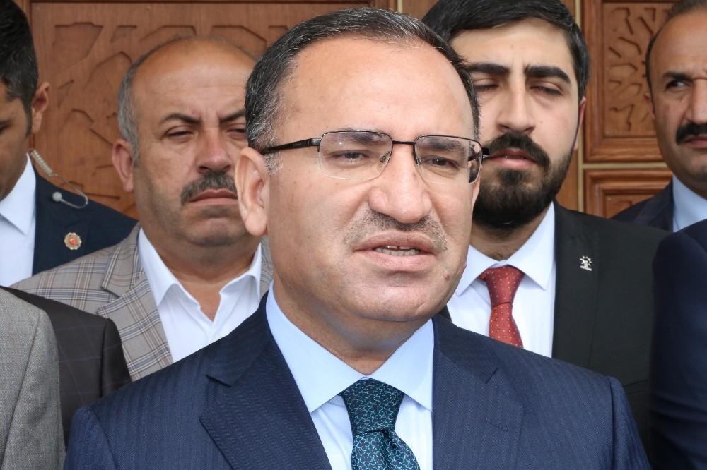 """Başbakan Yardımcısı Bozdağ: """"CHP 28 Şubat'ı hortlatmak istiyor"""""""
