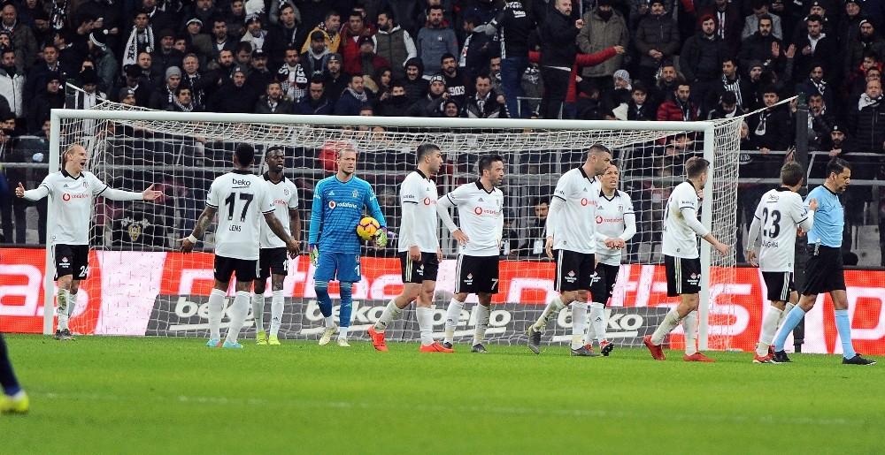 Beşiktaş'ta rüzgar tersine döndü