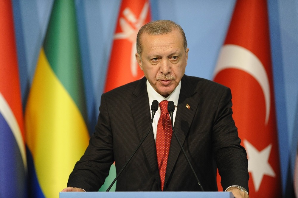 """Cumhurbaşkanı Erdoğan: """"Bu kararın herhangi bir kıymeti yok, kendileri çalarlar, kendileri oynarlar"""""""