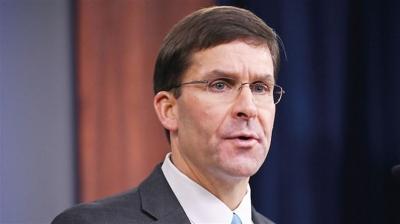 ABD Savunma Bakanı: ″Türkiye'ye karşı Orta Doğu'da bir savaş başlatamayız″