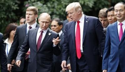 ABD'nin Rusya Kararı Belli Oldu