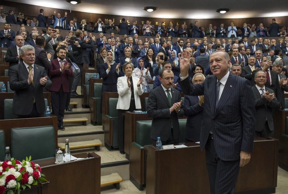 Cumhurbaşkanı Erdoğan, ″Kimse 'bu benim yakınım' diye bize aday teklifi ile gelmesin″
