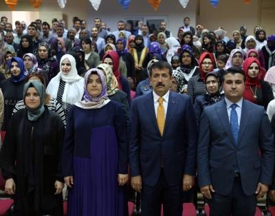 Ak Parti Eyyübiye Kadın Kolları Kongresi Gerçekleştirildi.